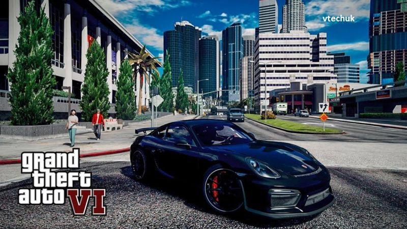 Grand Theft Auto(GTA), Game Aksi Terpopuler Dikalangan Anak