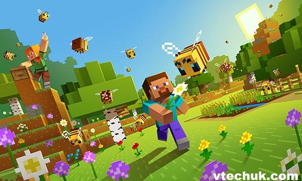 Game Minecraft, Game yang Mengasah Ketrampilan Imajinasi Anak